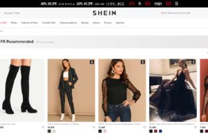 Shein : Notre avis complet d'expert
